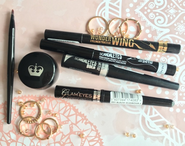 rimmel london gel tus ochi eyeliner