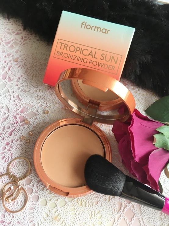 flormar cosmetice tropical bronzer bronz maldivez