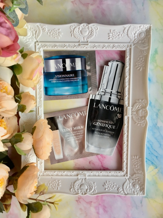 lancome notino summer box