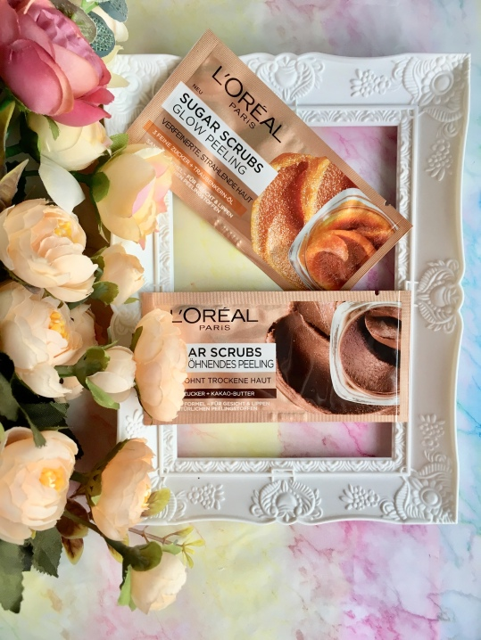 summer box loreal smooth sugars
