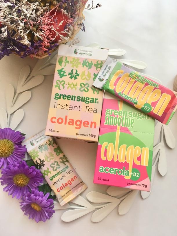 indulcitor natural green sugar