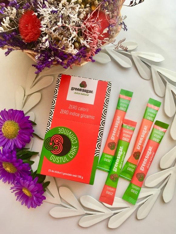 indulcitor stevie parere gust green sugar