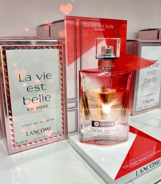 parfum Lancome La vie est belle en rose notino original