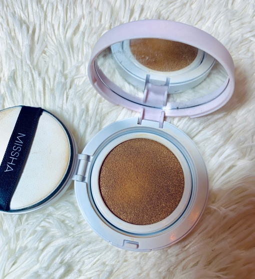 missha notino parere cover 50 spf