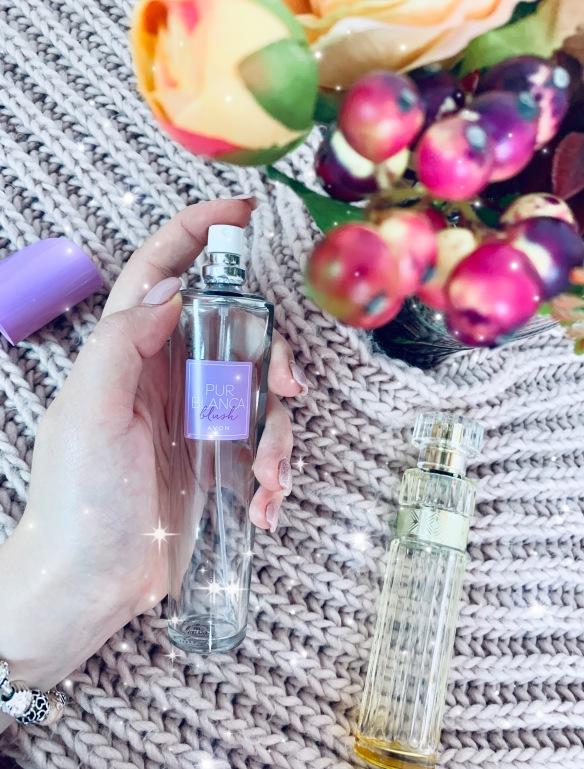 Avon parfum Pur Blanca Luxe Premiere