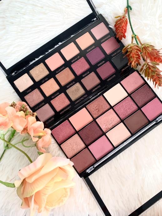 makeup palette revolution pro