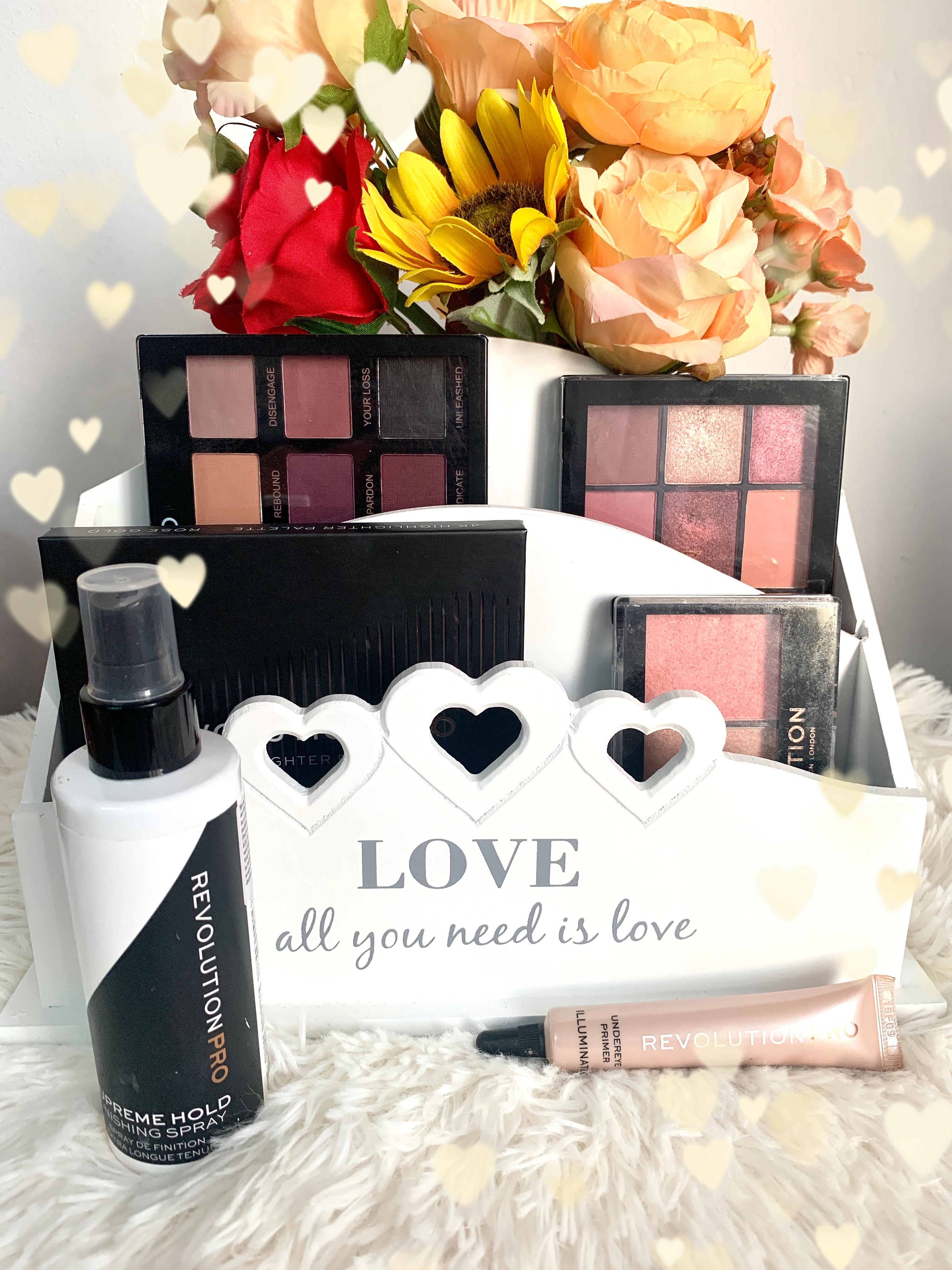 makeup revolution pro notino